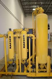 kaeser csd 100 100hp rotary air compressor w kaeser