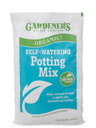 Soil Mix For Container Gardening - organic potting soil organic self watering container potting mix