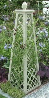 Arbor Trellis Ideas Obelisk Trellis Plans On Pinterest Obelisks Trellis And Dress