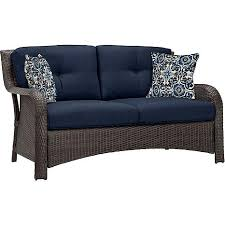Deep Seat Patio Cushion Strathmere 6 Piece Deep Seating Patio Set With Cushions And Coffee