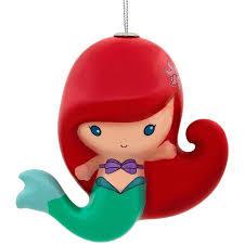 hallmark disney the mermaid ariel decoupage ornament