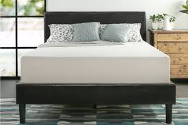 bedroom large king size memory foam mattress design ideas with