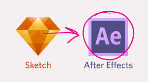 how to convert your sketch design to after effects youtube