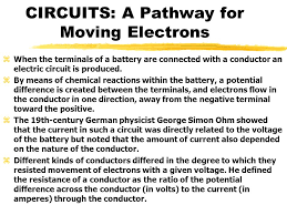 electricity current is a flow of electrons ppt video online