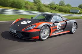 porsche 918 crash porsche 918 spyder prototype first drive
