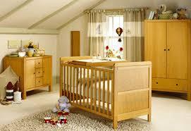 Simple Nursery Decor Functional Nursery Decor Open Corner Simple Baby Room Ideas