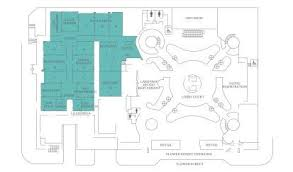 Level Floor Los Angeles Conference Center Floor Plans The Westin Bonaventure