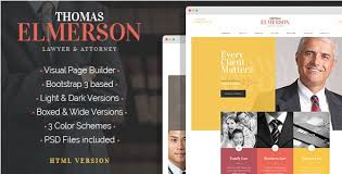 25 business lawyer website templates for professional show wp