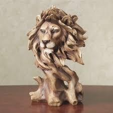 creative lion statue home decor home interior design simple