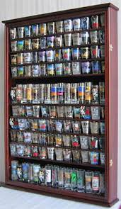 Wall Mounted Glass Display Cabinet Singapore Shot Glass Display Case Ebay