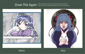 Draw It Again Meme - what is the best draw this again meme quora