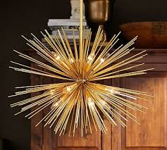 Pottery Barn Burlington Vt Explosion Chandelier Not For Me But Fun To See And I Can Imagine