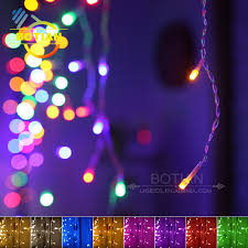 battery operated led icicle lights battery operated led icicle