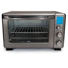 Oster Stainless Steel Oster Toaster Oven Oster Black Stainless Collection Digital Toaster Oven With