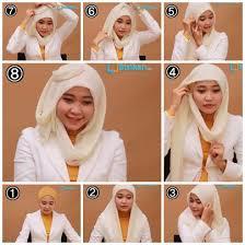 tutorial hijab paris ke pesta tutorial hijab paris untuk wajah bulat hijab tutorial square scraft