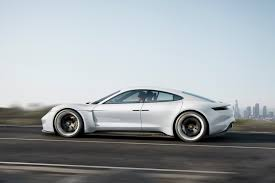 porsche concept is the newly unveiled porsche mission e concept the best looking