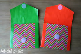 a duct tape pocket dukes and duchesses
