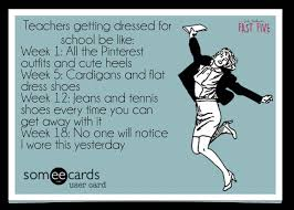 E Card Memes - cute teacher outfits for back to school teacher meme ecard