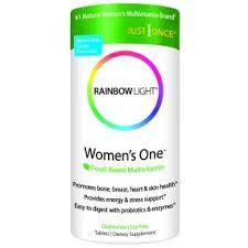 rainbow light prenatal one vitamins rainbow light prenatal one vitamins