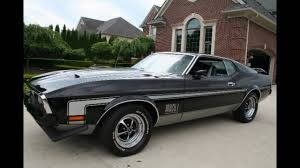 ford mustang mach 2 for sale 1973 ford mustang mach 1 car for sale in mi