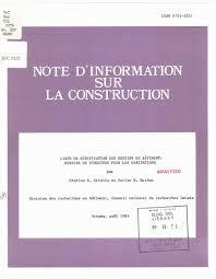 bureau de dessin en b iment nrc publications archive archives des publications du cnrc pdf