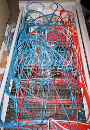 Messy Wires 15 More Server Room Cabling Nightmares Server Room Cabling Hell V2 0