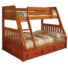 TwinFull Bunk Bed Honey Sams Club - Full bunk beds