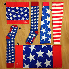 Flag With Cross And Stripes Usa Stars And Stripes Running Gear Patriotic Running Gear