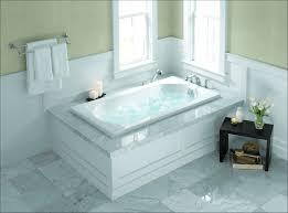 Kohler Bathroom Design Infinity Bathtub Kohler Frameless Hinged Tub Door Behind The