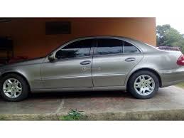 Mercedes Benz E 2003 Used Car Mercedes Benz E 320 Honduras 2003 Vendo Full Extras