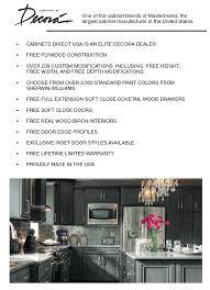 top kitchen cabinet brands decora top kitchen cabinet brands cabinets direct usa