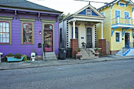 new orleans colorful houses new orleans a color lovers guide this darling world