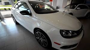 brand new walk around 2013 volkswagen eos sport at trend motors vw