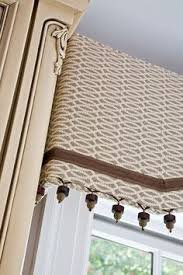 Contemporary Cornice Boards Fabric Covered Cornice Board U0026 How To Hang It Cornice Boards