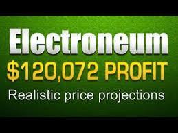 electroneum price u0026 profits comparing price to other crypto