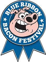 bacon ribbon blue ribbon bacon festival