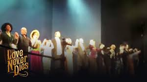 Curtain Call Theatre Final Curtain Calls At The Adelphi Theatre Love Never Dies Youtube