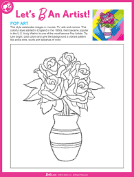 download fun activities and color ins to print out and play with