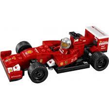 speed chions ferrari speed chions 75913 f14 t scuderia ferrari truck toy