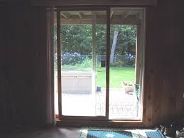 glass slide doors vintage glass sliding glass door with wooden frame also sliding