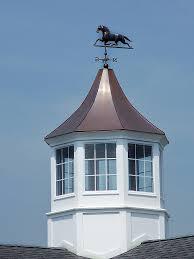 Cupolas For Barns Custom Horse Barn Cupola And Weathervane Precise Buildings