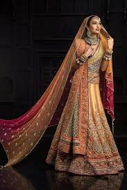 bridal collections magnificent and glamorous bridal collection of tarun tahiliani
