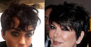 kris jenner hair 2015 katy perry vs kris jenner photos mirror images celebrity