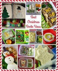 best christmas bento ideas beneficial bento