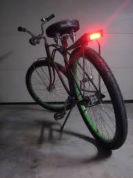 rear bike light rack mount rear rack bike light cosmecol