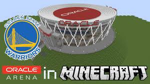 minecraft sports stadium minecraft megabuild oracle arena in minecraft home of the