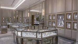 Luxury Color Palette Bergdorf Goodman Nyc Renovated Its Fifth Avenue Store