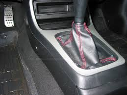 acura integra 1994 01 shift boot installation redlinegoods