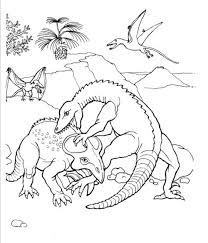 20 dinosaur images dinosaurs colouring pages
