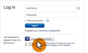 Fb Login Log Into Your Telstra My Account Using